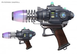 stephen-chappell-Retro-Ray-Gun-design-web