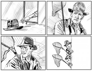 stephen-chappell-pencil-key-frames-indiana-jones-web