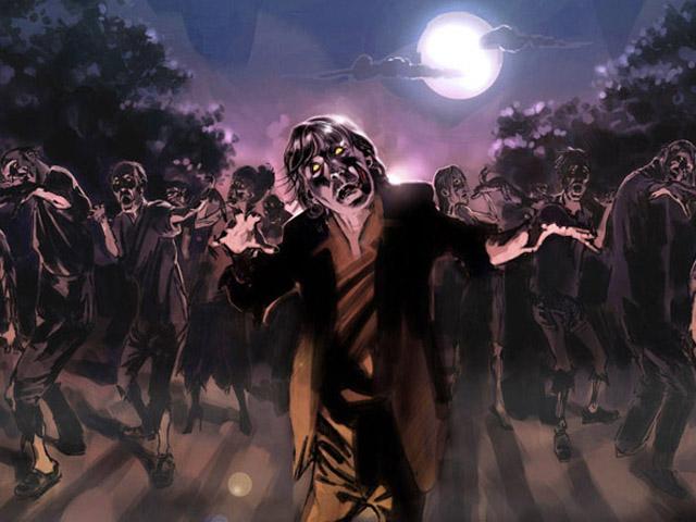 Zombie Thriller