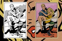 Comic Strip Style