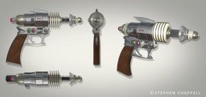 stephen-chappell-Retro-Ray-Gun-design-640