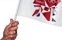 Waving the flag London 2012