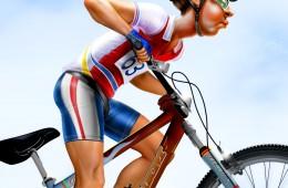 Olympics 2012. TFL. Mountain Bikes